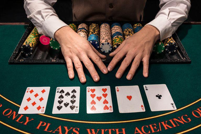 Nine Winning Methods To Use For Online Casino