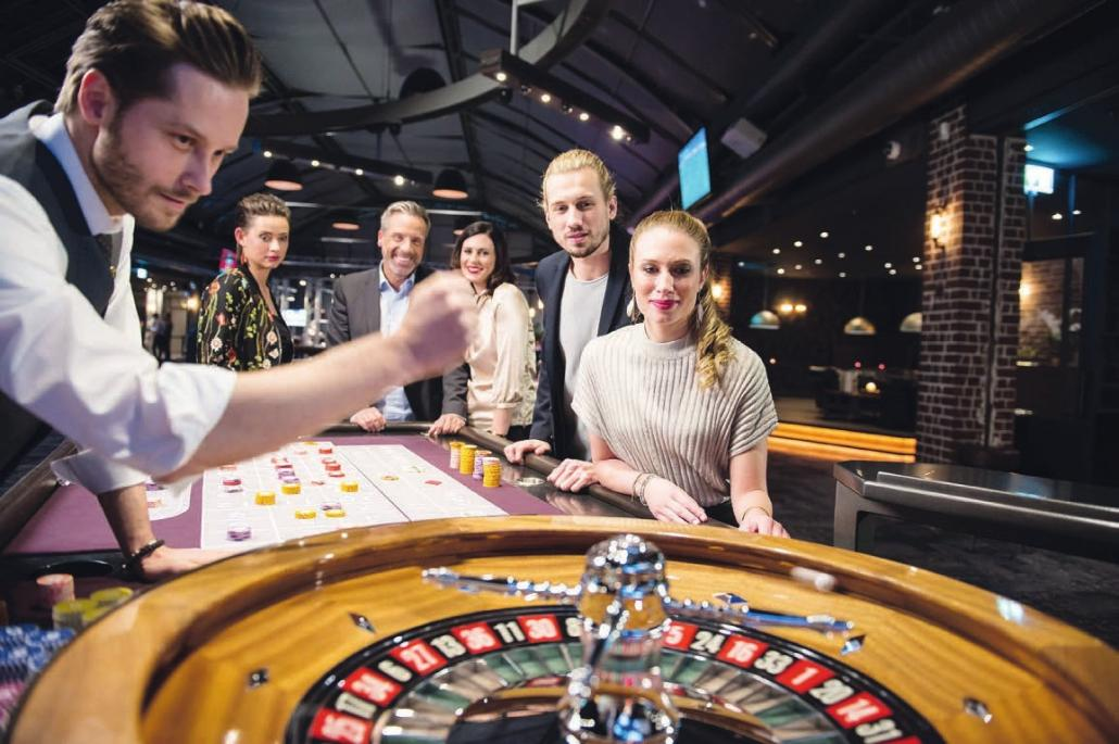The legitimacy of Casino Gambling