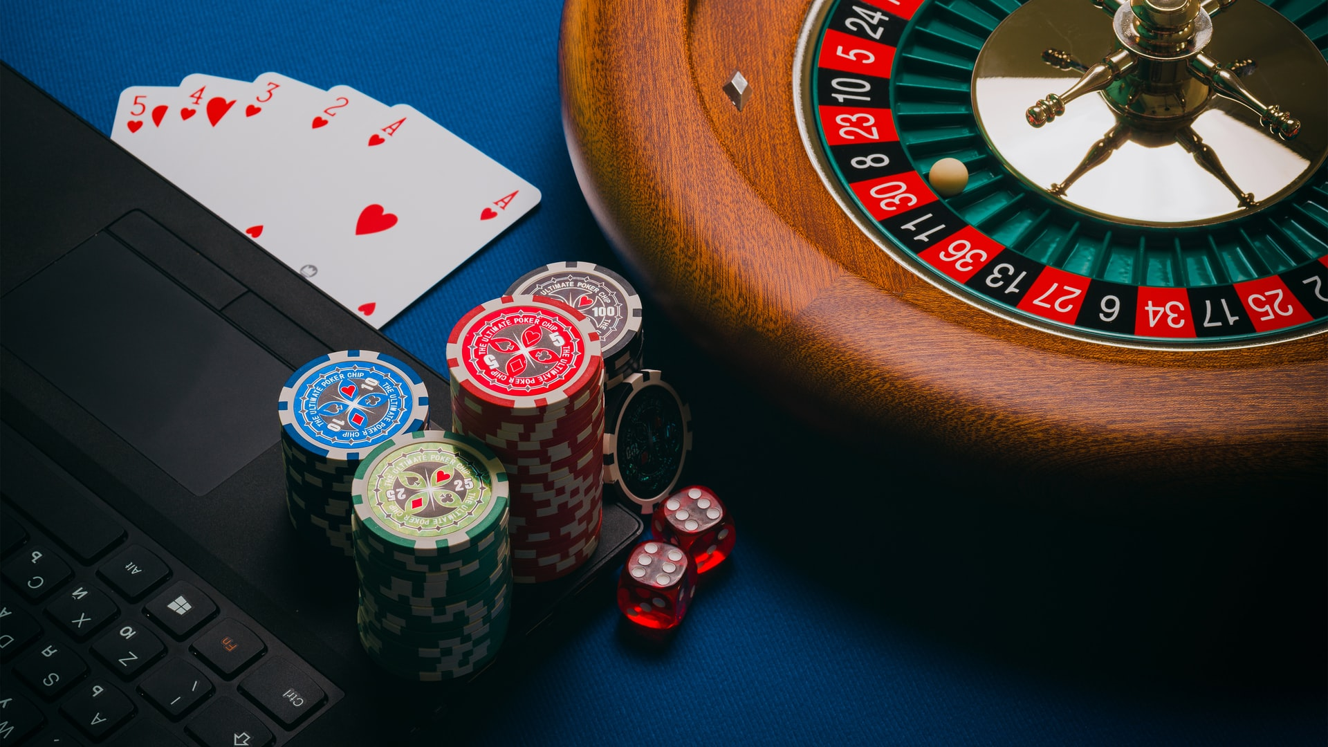 Interested By Gambling Nine Explanation Why It's Time To Cease!